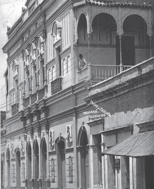 Image result for imágenes del teatro apolo en Culiacán, sinaloa