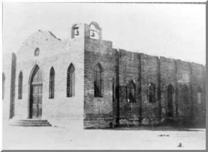 iglesia en construccion